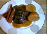 Delicious Crock Pot Beef Roast