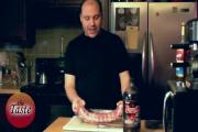 Bbq Ribs with Cherry Bbq Sauce Recipe