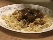 Pasta And Meat Balls