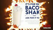 Jack in the Box's Bacon Milk Shake