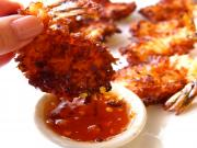 How to Make Coconut Shrimp + Dipping Sauce