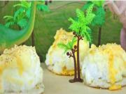Volcanic Eggs, Breakfasts, 4 Ingredients, Kids, Kim McCosker