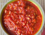 Pepper Sauce for Pasta