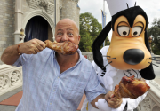 Andrew Zimmern never fails to shock.