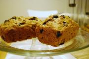 Blueberry and Orange Bread