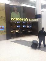 Cat Corra's third airport kitchen