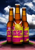 The Anabolic beer is a reply to the pseudo-sponsors of Olympic Games