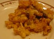 Weekend Special Parmesan Chicken Macaroni Casserole