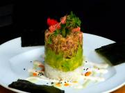 Lucy's Grill & Bar - Ahi Tower