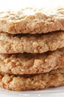 Almond-Oatmeal Cookies