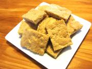 Earl Grey Flavored Blondies