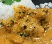 Homestyle Butter Chicken