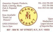 Franks Market
