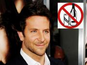 Bradley Cooper turns teetotaler
