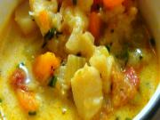 My Favourite Recipe for Seafood Chowder