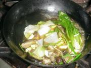 BRAISED VEGETABLES
