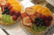 Fruit Cocktail Torte