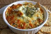 Super Bowl Series: Healthy Artichoke Dip
