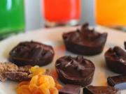 Chocolate Candies and Flavored Vodka