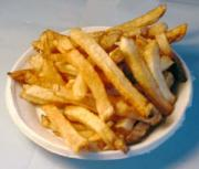 How french fries can be reheated in microwave