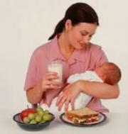 Diet tips for vegetarian breastfeeding moms
