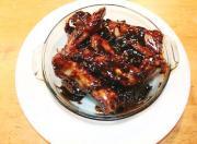 Cranberry Glazed Pork Ribs