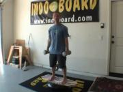 Indo Board Workout Of the Month