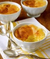 Baked Lemon Pudding
