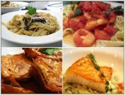 Healthy choices of Italian cuisine