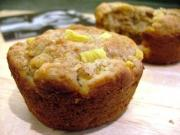 Spicy Pineapple Muffins
