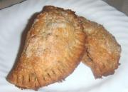 Quick Cherry Turnover
