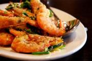 French Fried Shrimp