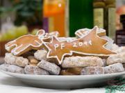 Speculaas Or St. Nicholas Cookies