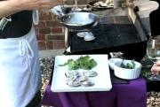 Quick And Simple Grilled Oysters On The Half Shell