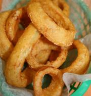 Minted Onion Rings