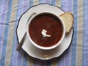Spicy Black Bean Soup