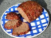 Mini Barbecued Beef Loaves