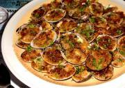 Clams Oregano