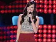 The Voice 2014 Season 6 (USA): Final Blind Auditions -- Kaleigh Glanton Performance