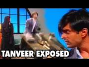 Asad's BAD CONFRONTATION with Tanveer & BREAKS THINGS in Qubool Hai 25th July 2013 FULL EPISODE