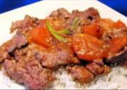 Tangy Tomato Beef