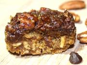 Oatmeal Turtle Bars