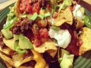 How to make Fully Loaded Nachos for #NationalNachosDay
