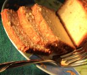 Healthy Pound Cake