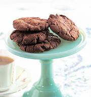 Dark walnut cookie is a creative christmas cookie recipe