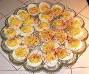 Louella's Deviled Eggs
