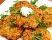Fried Vegetable Latkes