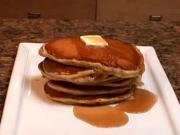 Sweet Buttermilk Pancakes
