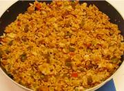 Warm And Inviting Chicken Fried Rice