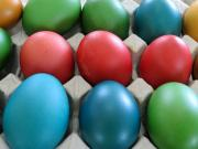 How to Dye Eggs for Easter